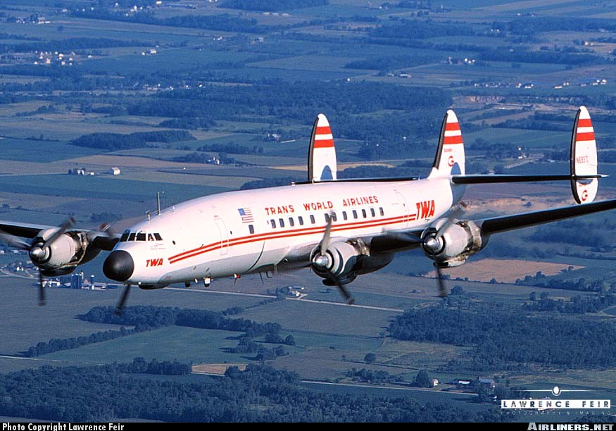 TWA super connie